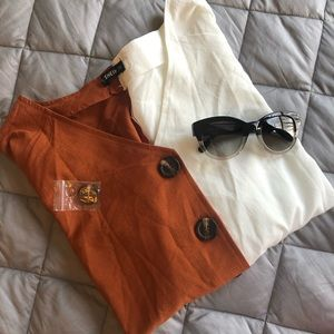 New Chic Color-block Blouse